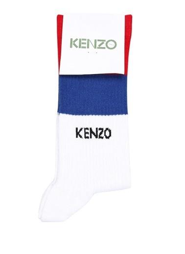 Kenzo Çorap Beyaz